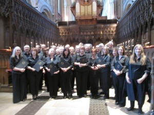 Norwich choir photo 1